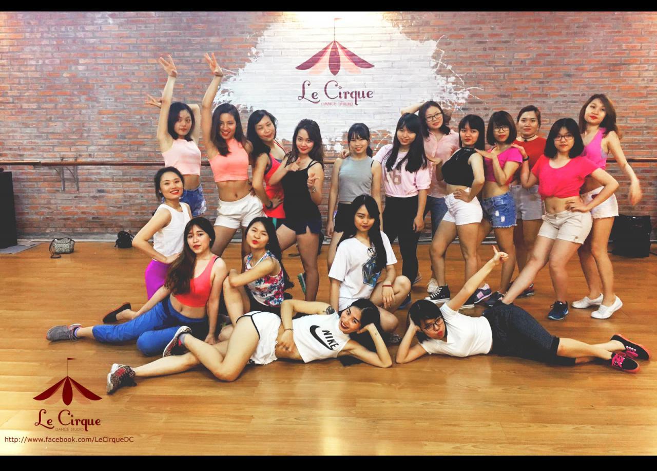 Học nhảy hiện đại cơ bản ở Hà Nội cùng Le Cirque Dance Studio - Ảnh 2