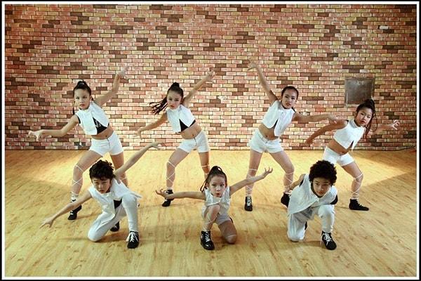 Lớp học nhảy hiện đại cho trẻ em được nhiều bố mẹ lựa chọn